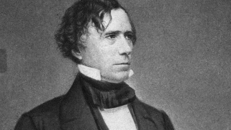 Franklin Pierce Franklin Pierce Military Leader US Representative