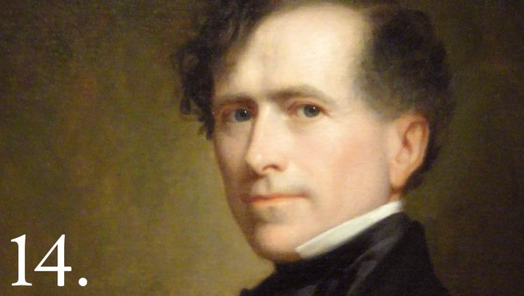Franklin Pierce Franklin Pierce whitehousegov