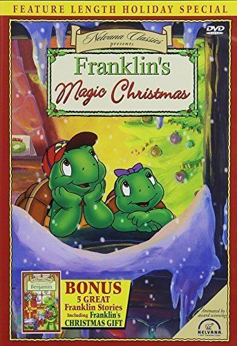 Franklin's Magic Christmas Amazoncom Franklins Magic Christmas Richard Newman Noah Reid
