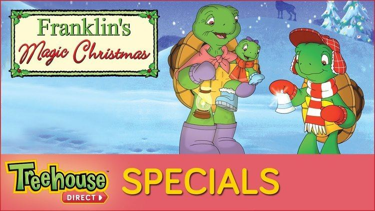 Franklin's Magic Christmas Franklins Magic Christmas Special YouTube
