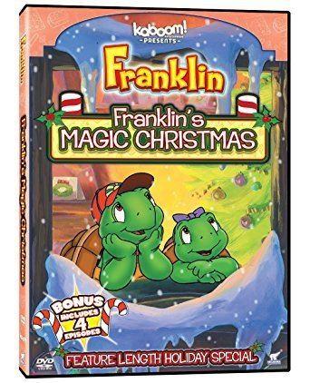 Franklin's Magic Christmas Amazoncom Franklin Franklins Magic Christmas Not applicable