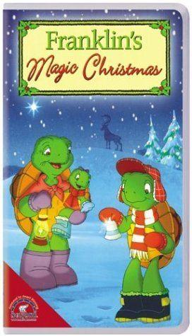 Franklin's Magic Christmas httpsimagesnasslimagesamazoncomimagesI5