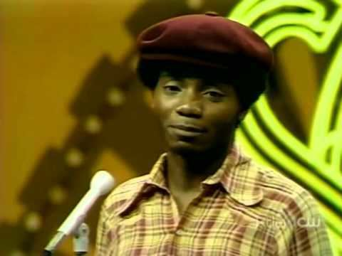 Franklyn Ajaye Franklyn Ajaye Im A Comedian Seriously Soul Train 1974 YouTube