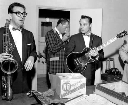 Franny Beecher Franny Beecher of Bill Haley and the Comets dies Carpys Cafe Racers
