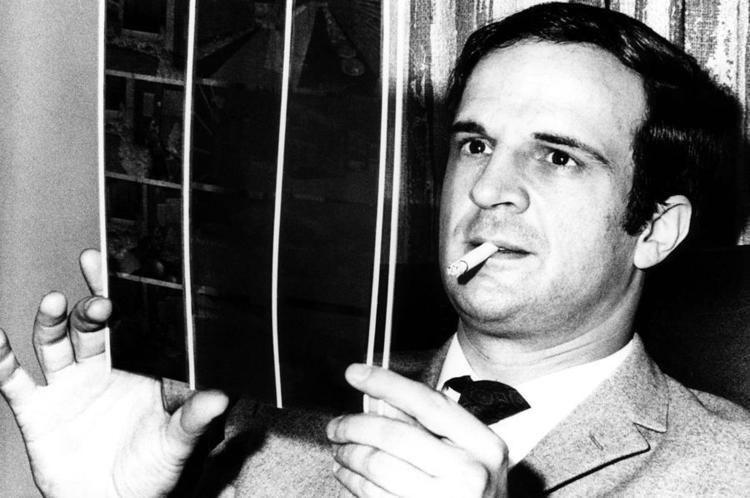 Francois Truffaut FRANCOIS TRUFFAUT French New Wave Director