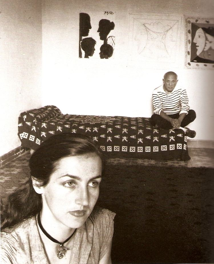 Françoise Gilot 1000 images about Artist Muse Franoise Gilot on Pinterest