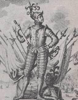 Frans van Brederode Fransenoorlog Frans van Brederode voorvader van de Grote Geus