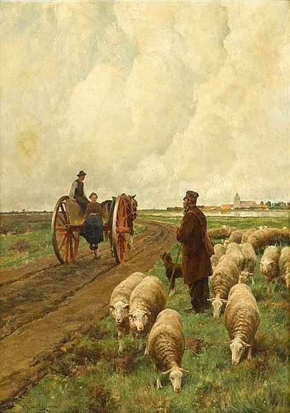 Frans Van Leemputten Frans van Leemputten Works on Sale at Auction Biography