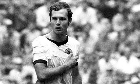 Image result for young franz beckenbauer 1963