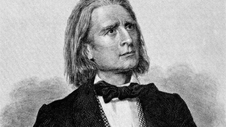 Franz Liszt How Franz Liszt Became The Worlds First Rock Star NPR