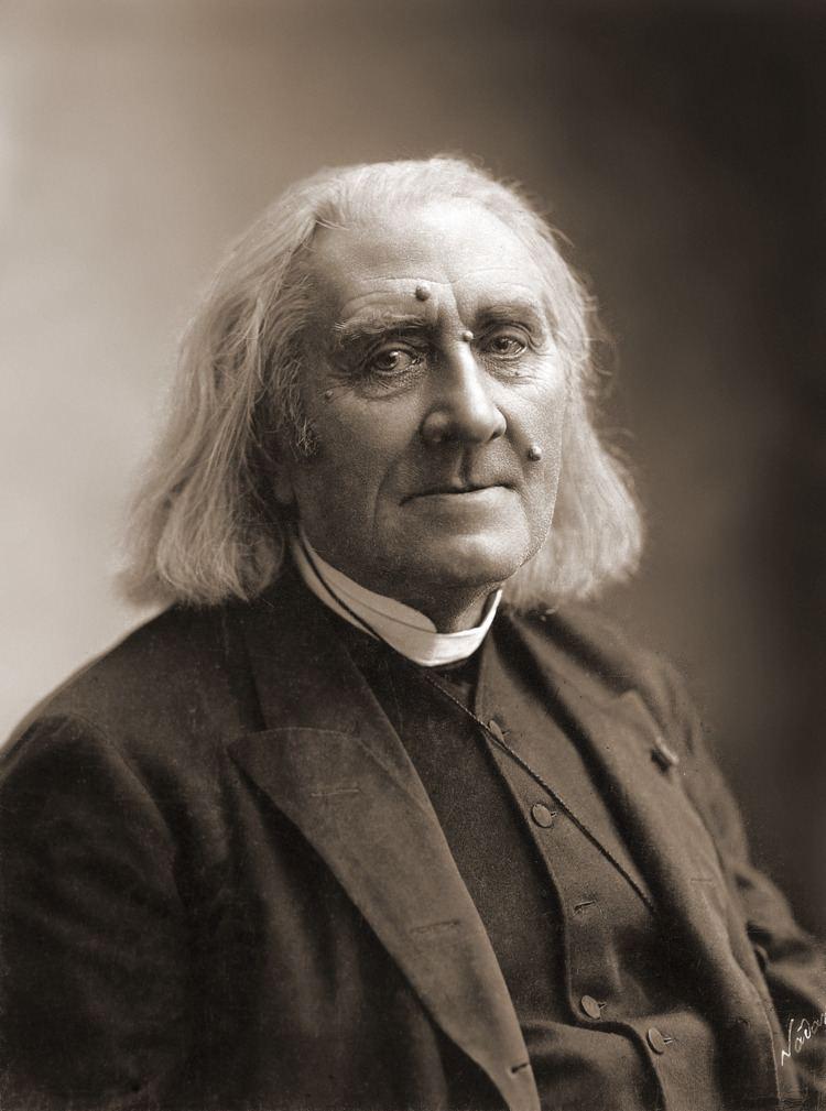Franz Liszt httpsuploadwikimediaorgwikipediacommonsthu