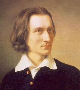 Franz Liszt Franz Liszt choral composer biography CD recordings sheet music