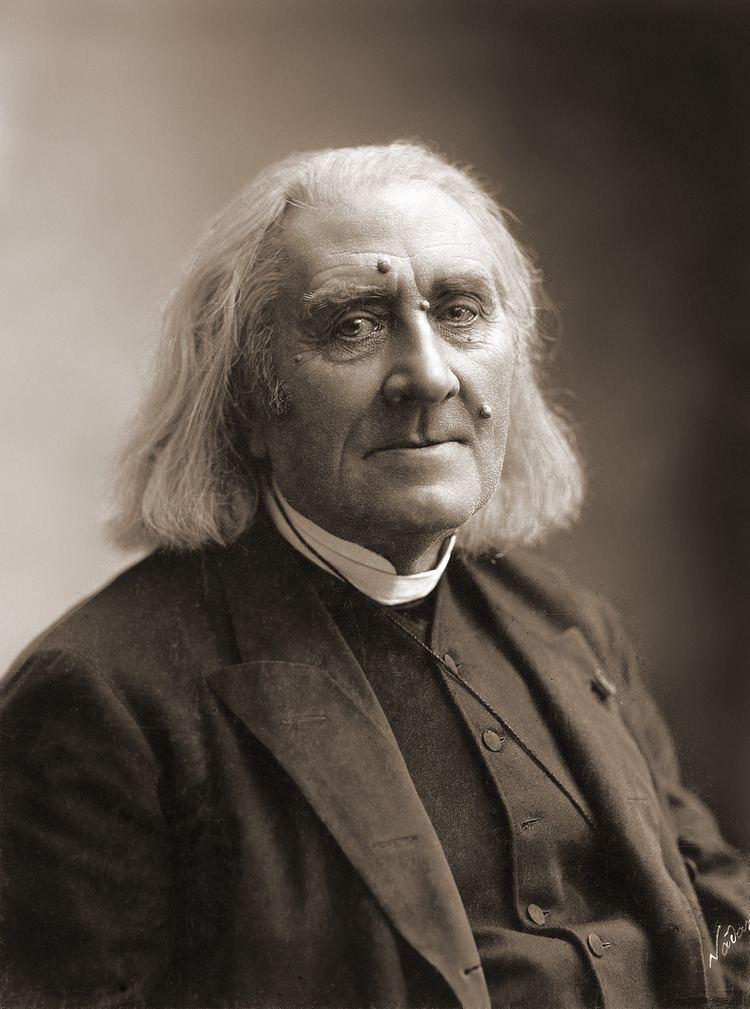 Franz Liszt Franz Liszt Wikipedia the free encyclopedia