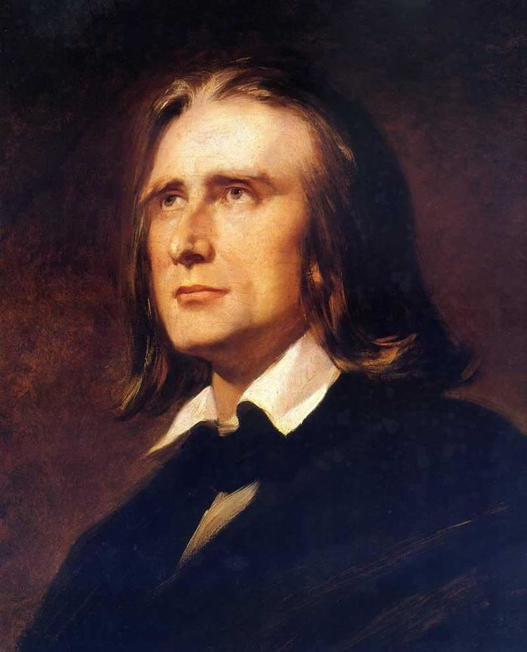 Franz Liszt Life of Franz Liszt Wikipedia the free encyclopedia