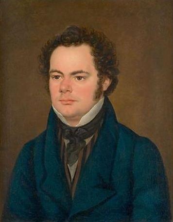 Franz Schubert Franz Schubert Wikipedia the free encyclopedia