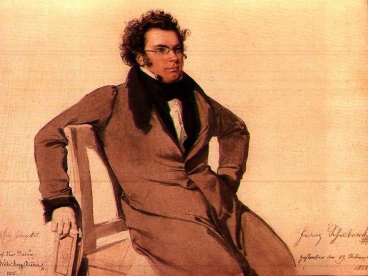 Franz Schubert Franz Schubert Wikipedia