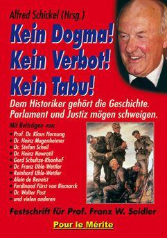Franz W. Seidler Homepage von Franz W Seidler
