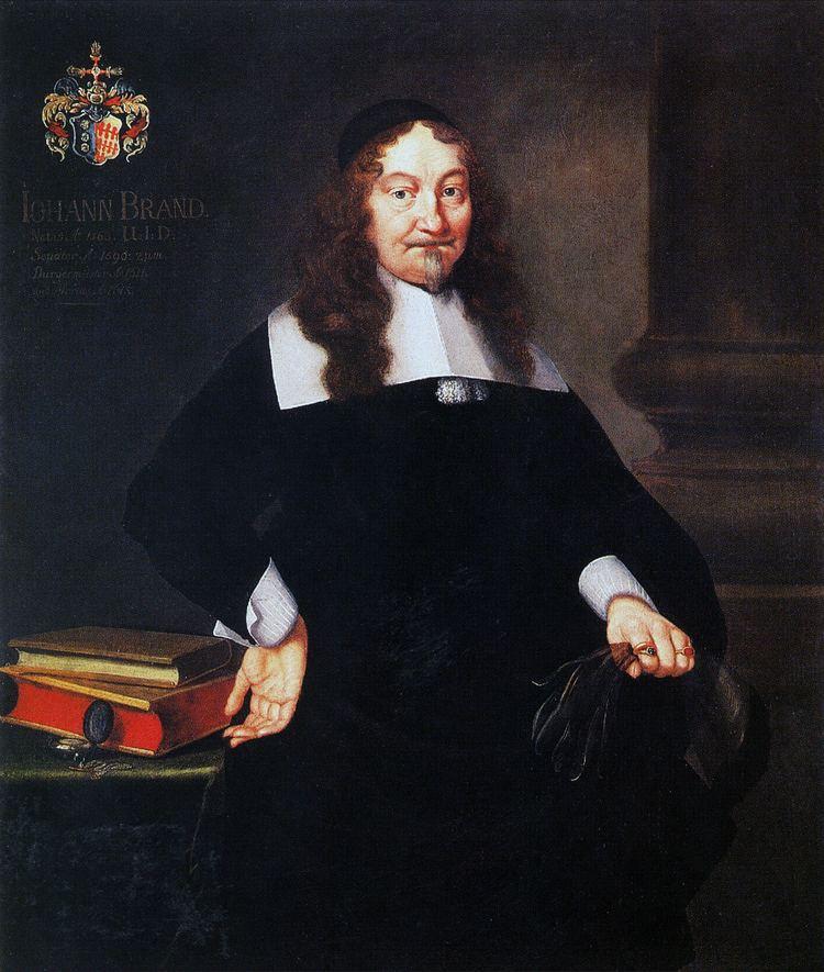 Franz Wulfhagen FileJohann Brand Franz Wulfhagen um 1660jpg Wikimedia Commons