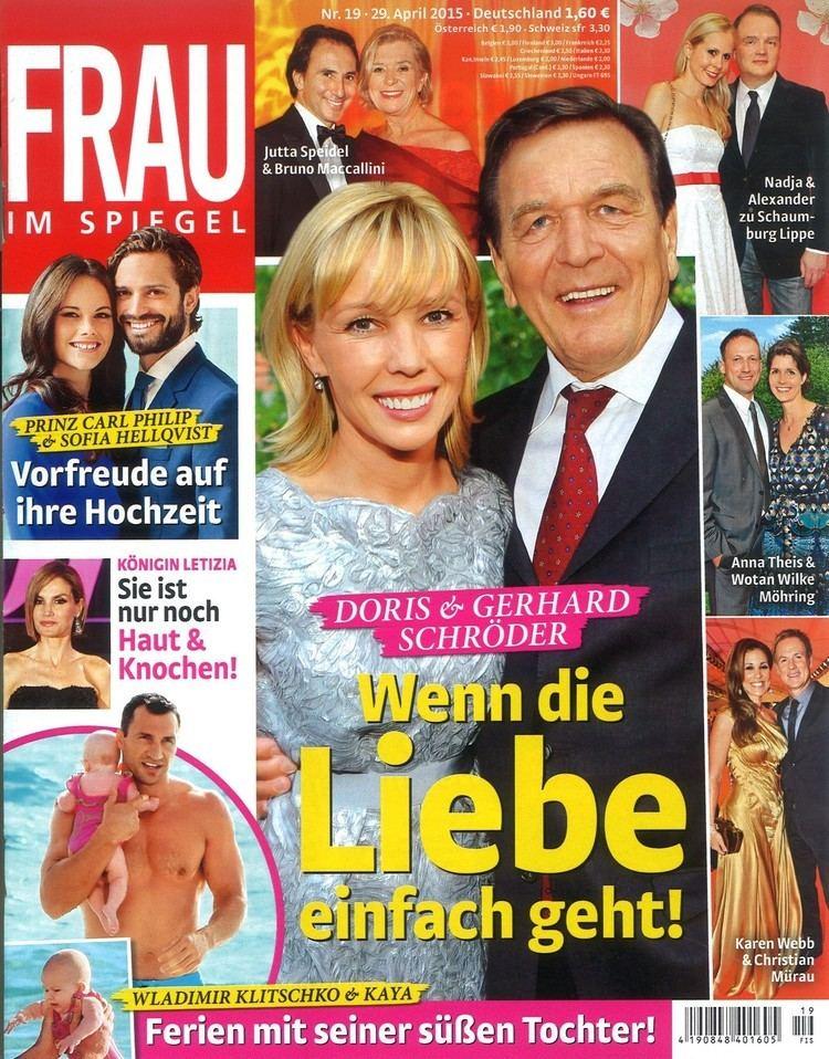 Frau im Spiegel Frau im Spiegel Frauenzeitschriften Zeitschriften online