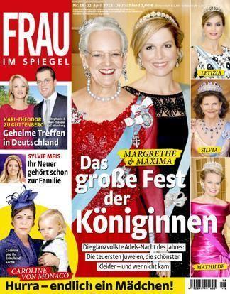 Frau im Spiegel Frau Im Spiegel German Magazine Subscription isubscribecomau