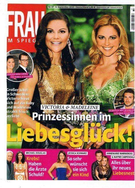 Frau im Spiegel Crown Princess Victoria and Frau Im Spiegel Coolspotters