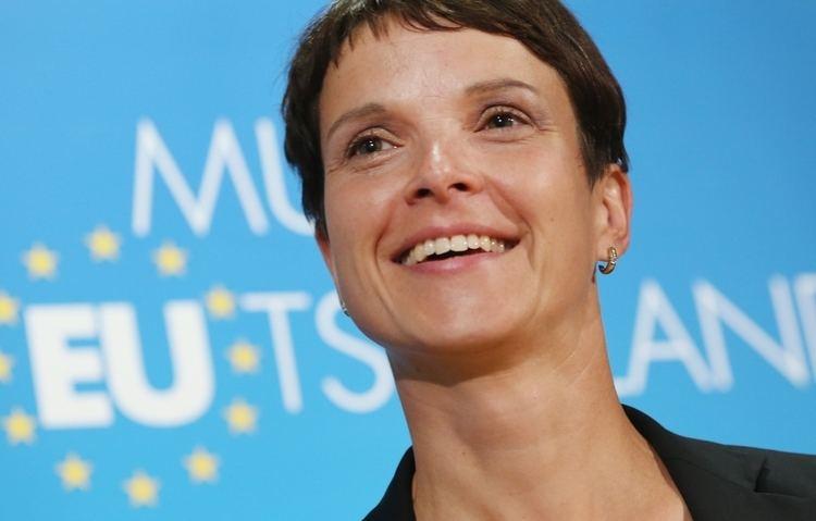 Frauke Petry Frauke Petry The nice face of Germanys resurgent far right