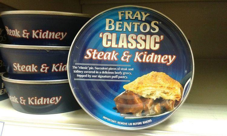 Fray Bentos (food brand)