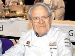 Frédy Girardet Top 20 Chefs of All Time