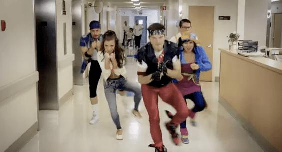 Freak Dance (film) Trailer For Parody Movie FREAK DANCE Ramas Screen