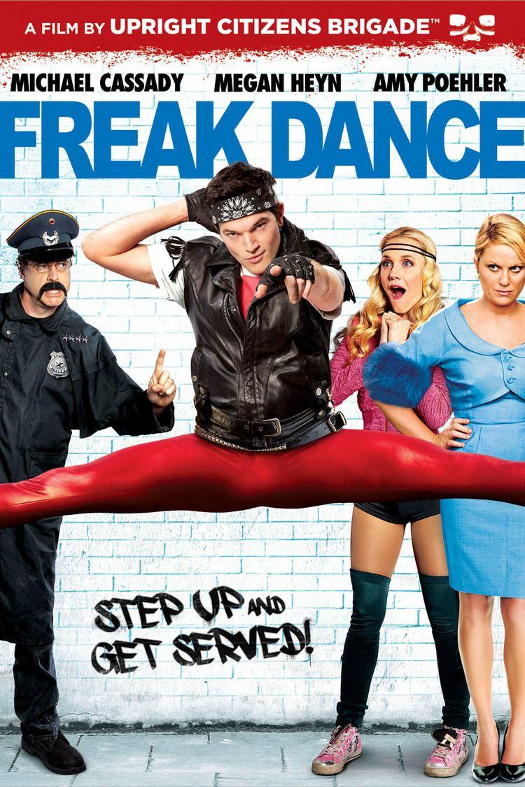 Freak Dance (film) wwwgstaticcomtvthumbdvdboxart9220100p922010