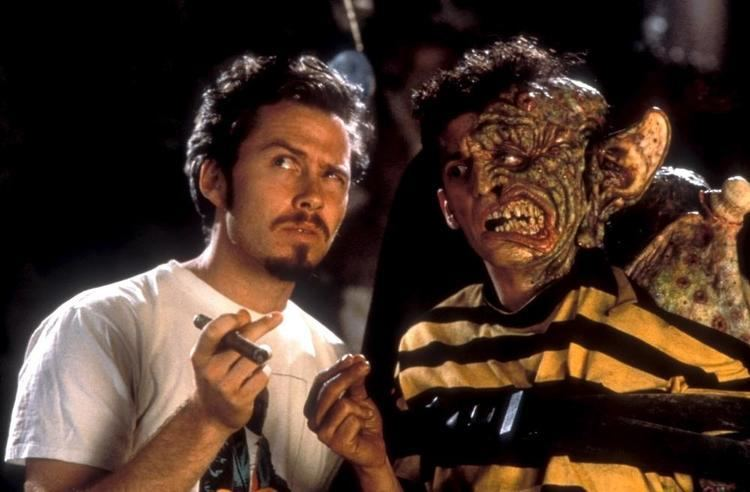 Freaked movie scenes FREAKED Tom Stern Alex Winter 1993 TM and Copyright 20th Century