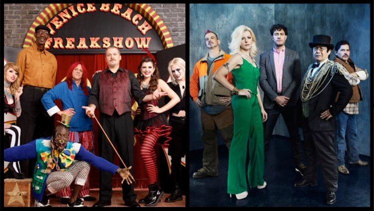 Freakshow (TV series) Freakshow39 and 39Immortalized39 TV Review Hollywood Reporter
