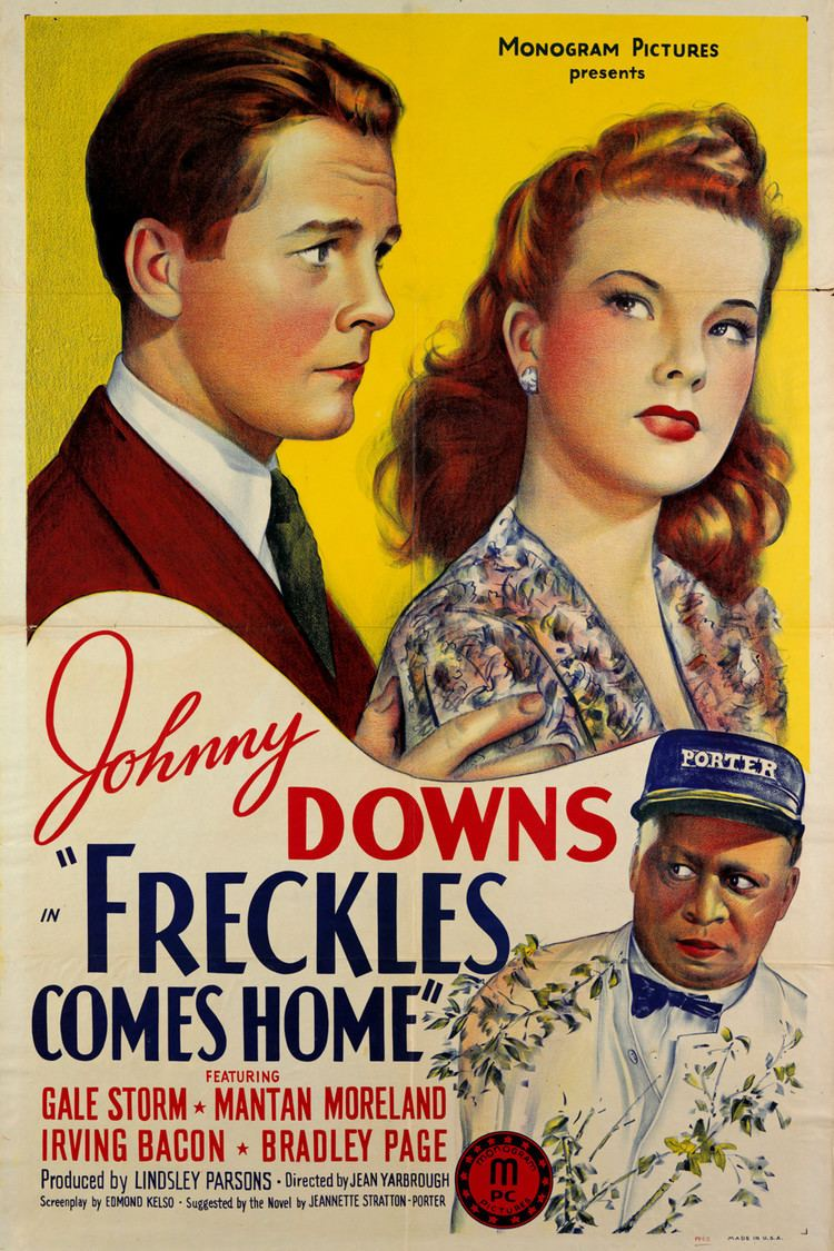 Freckles Comes Home wwwgstaticcomtvthumbmovieposters44095p44095