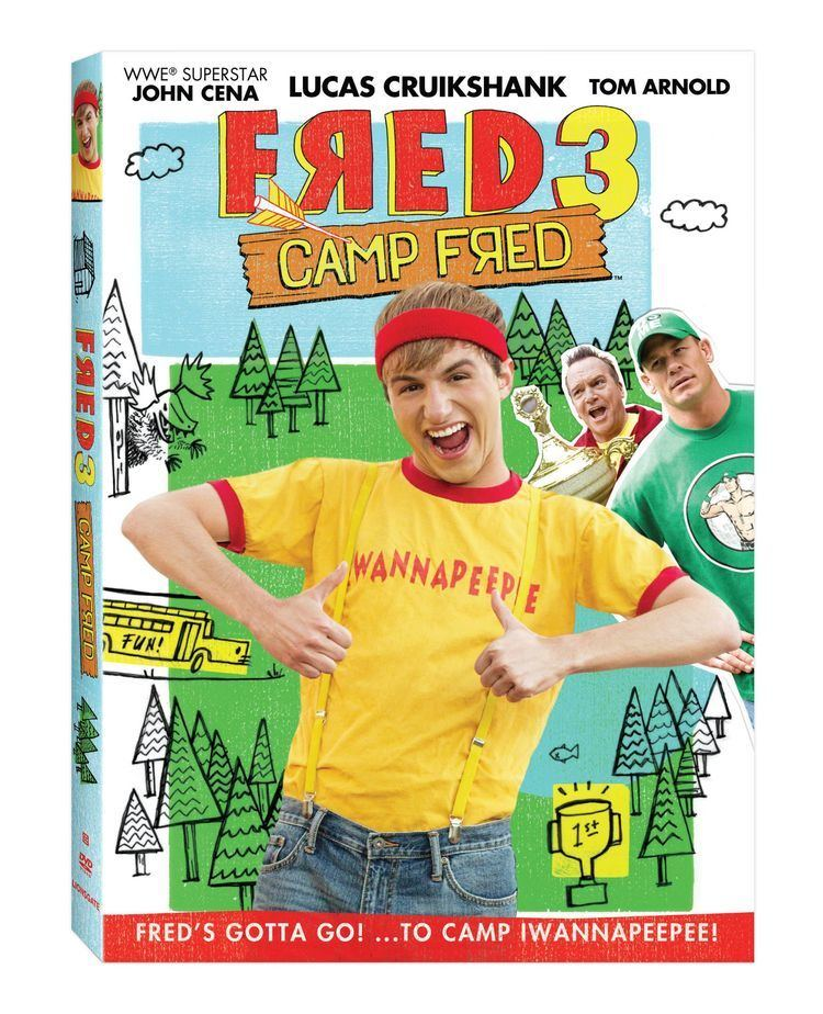 Fred 3: Camp Fred Lionsgate Publicity