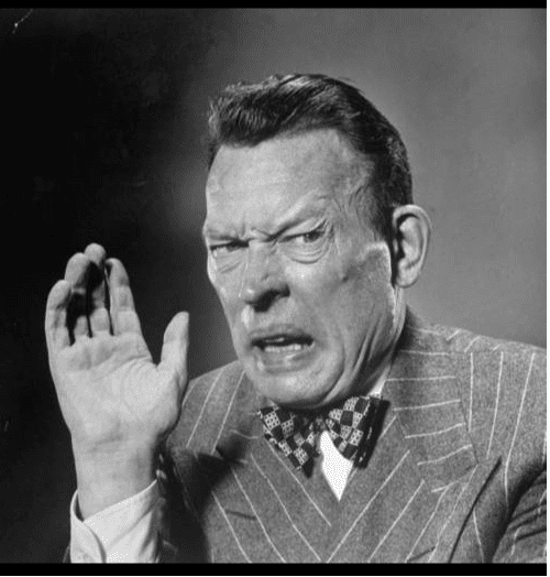 Fred Allen Mike Lynch Cartoons Wag on the Air Fred Allen and the