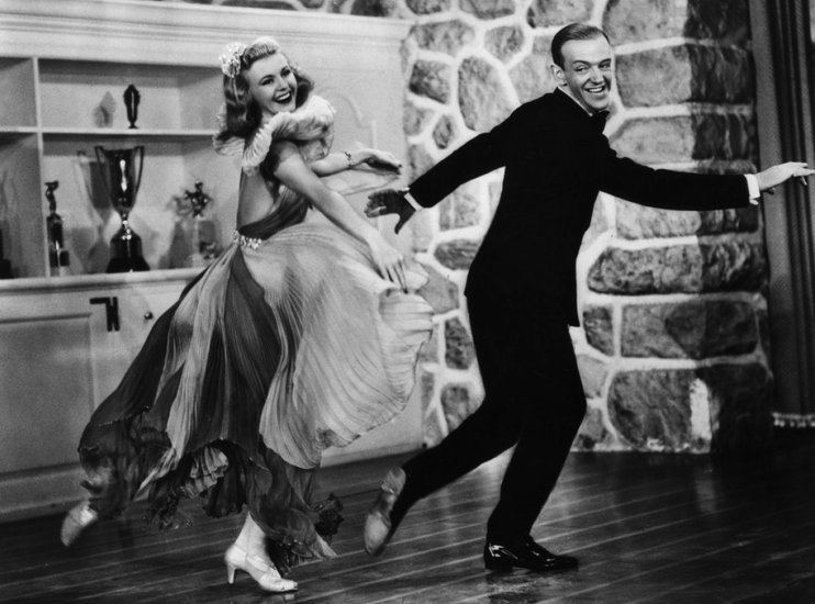 Fred Astaire And Ginger Rogers Alchetron The Free Social Encyclopedia