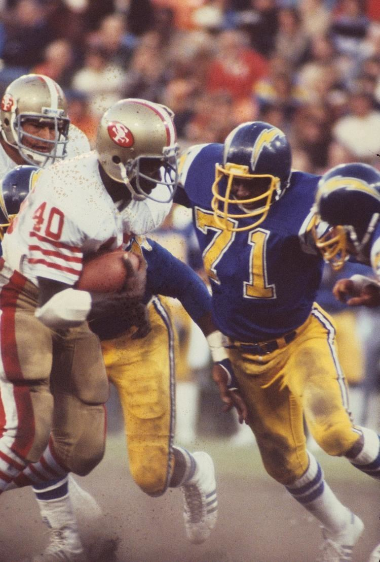 Fred Dean Throwback Thursday Fred Dean Los Angeles Chargers