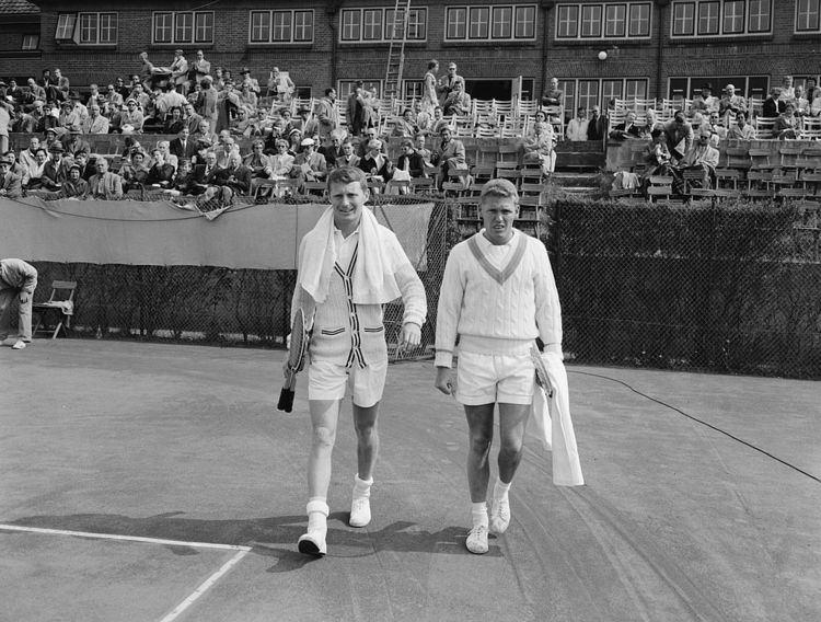 Fred Dehnert FileHam Richardson and Fred Dehnert 1955jpg Wikimedia Commons