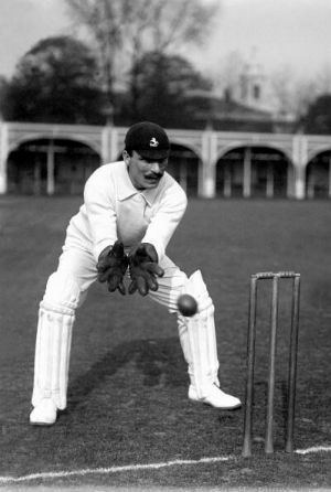 Fred Huish Fred Huish effects 9 stumpings in a match Cricket Country