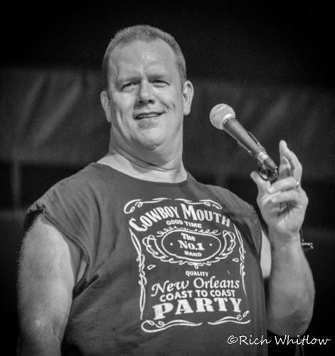 Fred LeBlanc Cowboy Mouth Louisiana Live Music Project