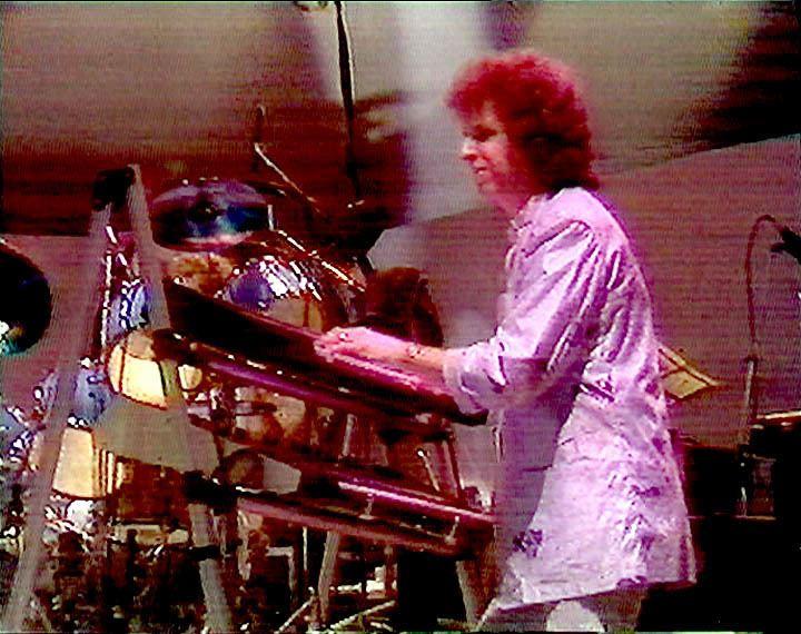 Fred Mandel Live Aid July 13th 1985 ELTON JOHN