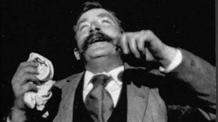 Fred Ott's Sneeze Fred Otts Sneeze 1894 MUBI