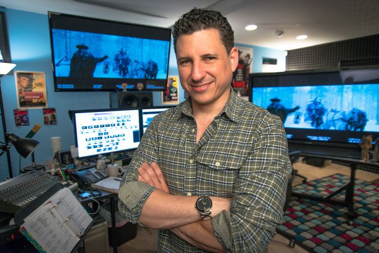 Fred Raskin Art of the Cut with Fred Raskin editor of HATEFUL EIGHT by Steve
