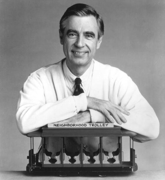 Fred Rogers 20 Gentle Quotations from Mister Rogers Mental Floss
