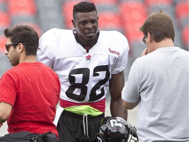 Fred Rouse Receiver Fred Rouse released by Redblacks Ottawa Citizen