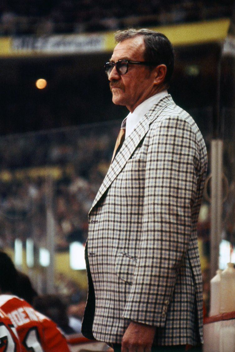 Fred Shero Will the Hall be ready for Freddie this time