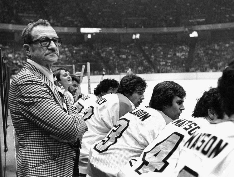 Fred Shero Fred Shero Hall of Fame Class of 2013 ESPN