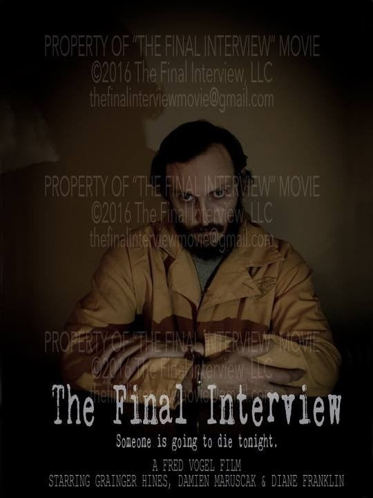 Fred Vogel News Fred Vogel Presents The Final Interview Beneath the