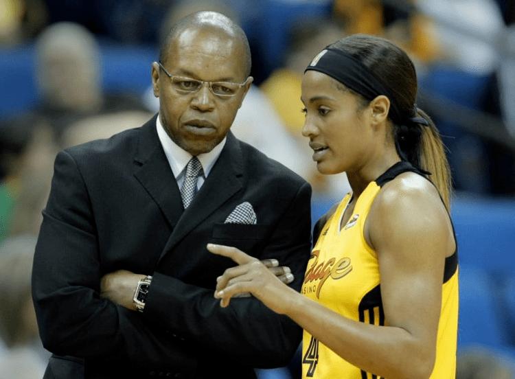 Fred Williams (basketball, born 1957) EXCLUSIVE Head Coach Fred Williams Talks WNBA Skylar Diggins