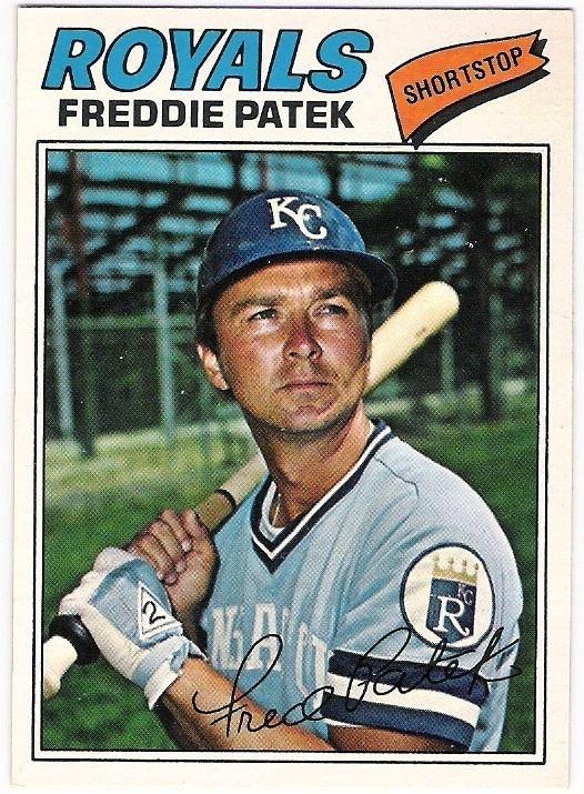 Freddie Patek oh my opeechee oh mon opeechee 1977 freddie patek